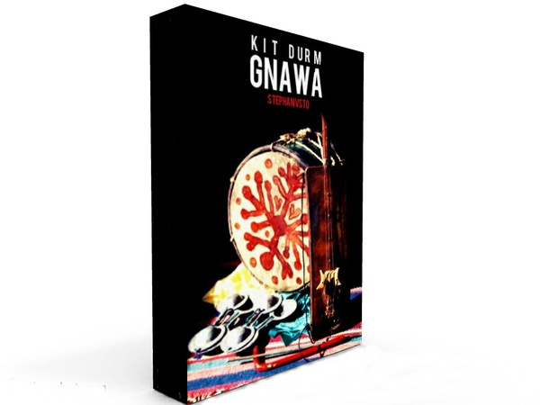 Kit Drum Gnawa
