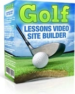 Golf Lesson Video Site Builder