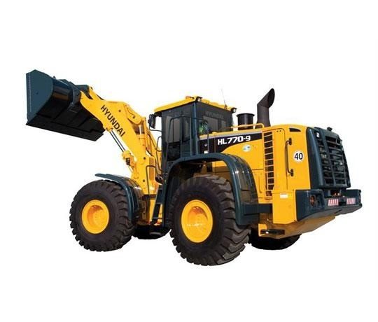 Hyundai HL770-9 Wheel Loader Service Repair Manual Download