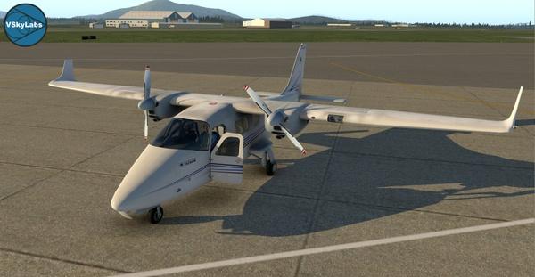 VSKYLABS Tecnam P2006T Project v4.1a