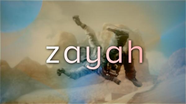 """zayah"" Project File"