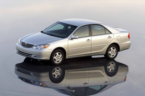 2002-2006 TOYOTA CAMRY OEM SERVICE AND REPAIR MANUAL