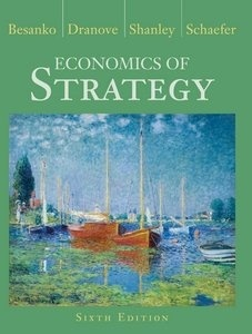 Economics of Strategy 6th edition ( PDF , eBook ) instant download