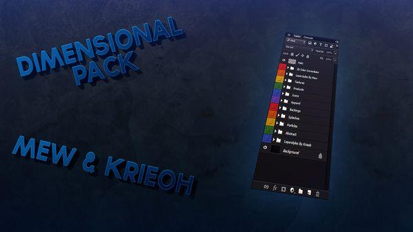 Dimensional Pack