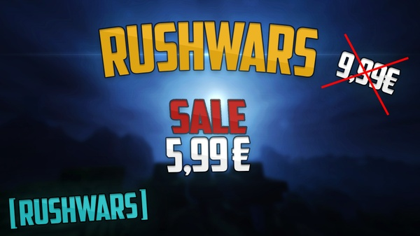 RushWars 1vs1 | Only for Developers - WeLoveSpigotPlugins
