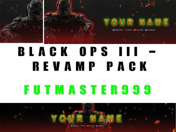 Black Ops III - Revamp Pack