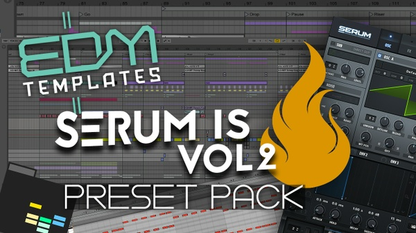 Serum Trap Hybrid & Dubstep Preset Pack Vol 2