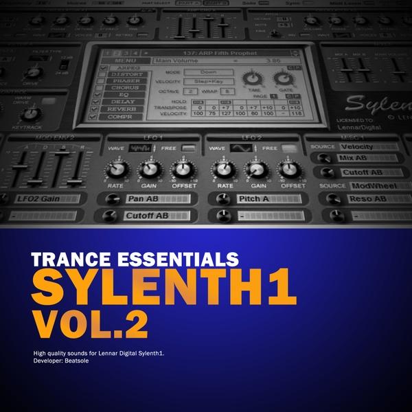 Trance Essentials Sylenth1 Vol. 2