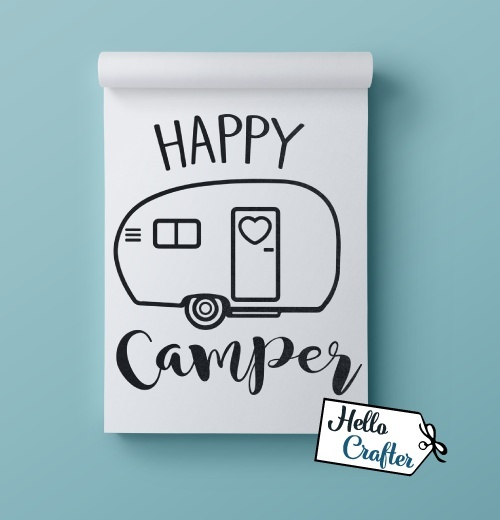 Happy Camper Commercial License