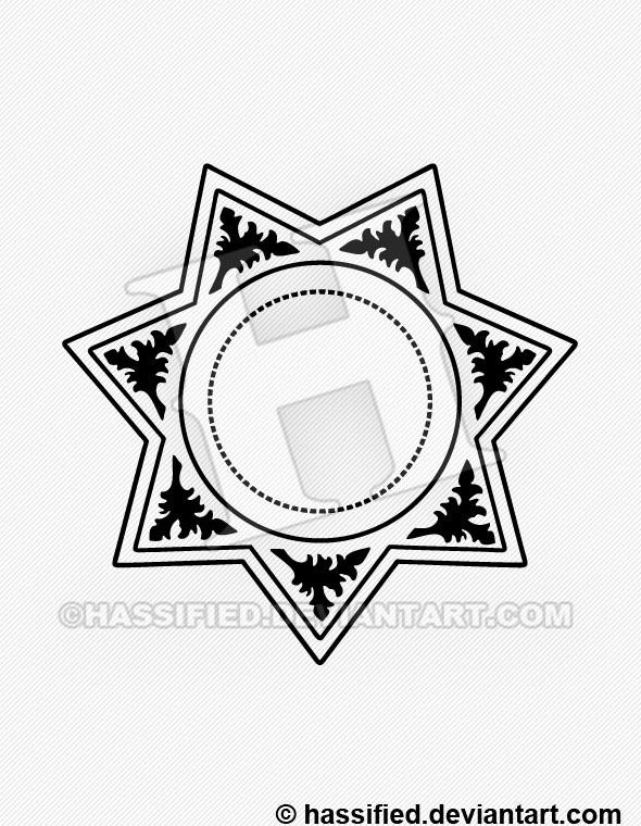 Law Enforcement Badge 1