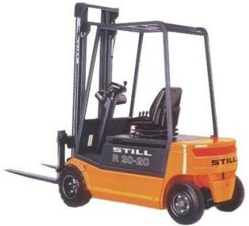 Still ForkLift R20-15, -16, -18, -20: 2008, 2009, 2010, 2011, 2012, 2013, 2014 Spare Parts List