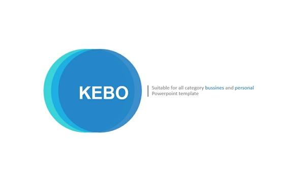 Kebo PowerPoint Presentation Template