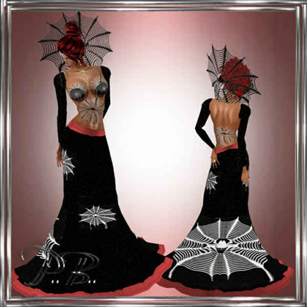 SPIDER DRES USD 1.20