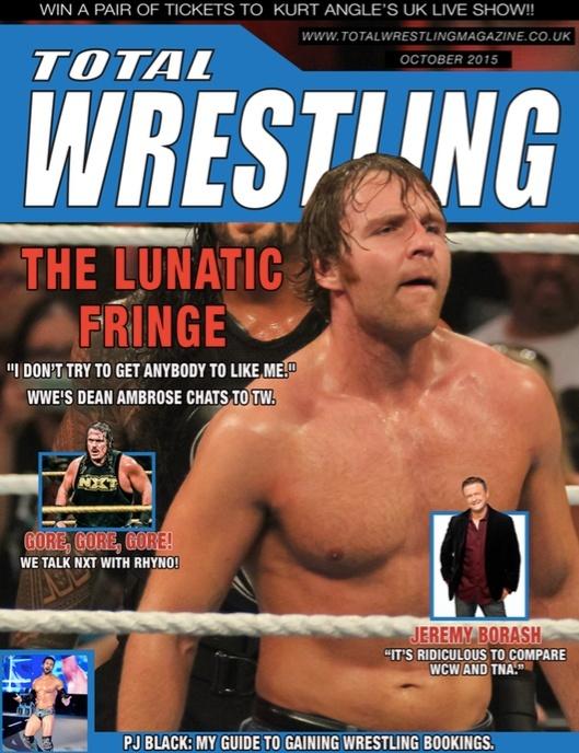 Total Wrestling Magazine October 2015