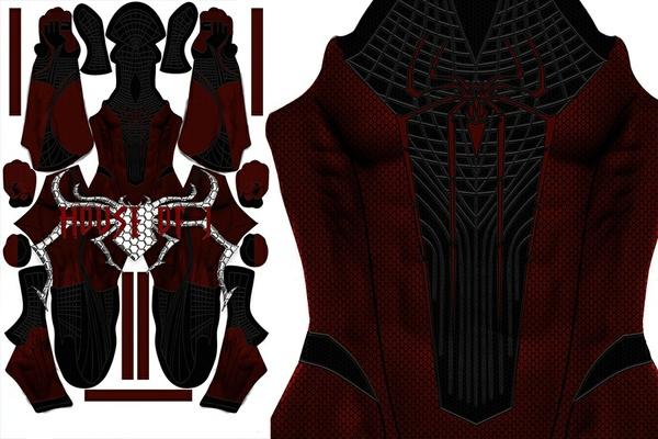 """TASM1"" Male Kaine Pattern"