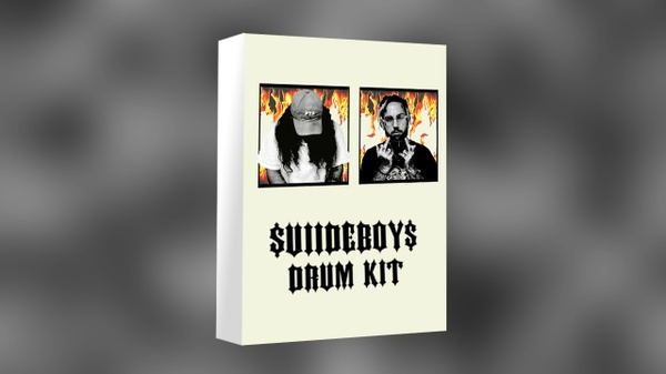 $uicideboy$ Drum Kit