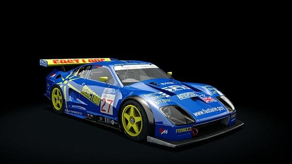 GT Tornado V12 for Assetto Corsa