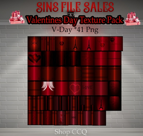 V-Day Texture Pack *41 Files