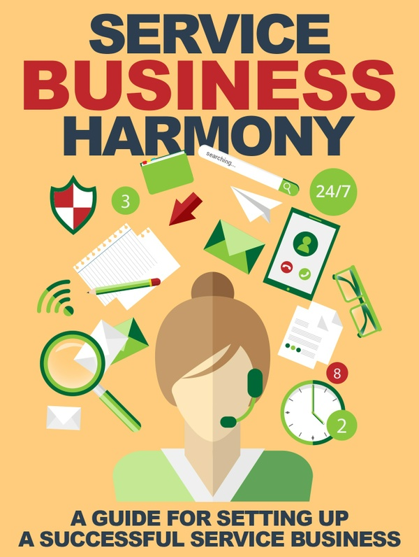 Service Business Harmony
