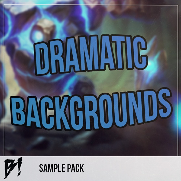 Dramatic Backgrounds Sample Pack