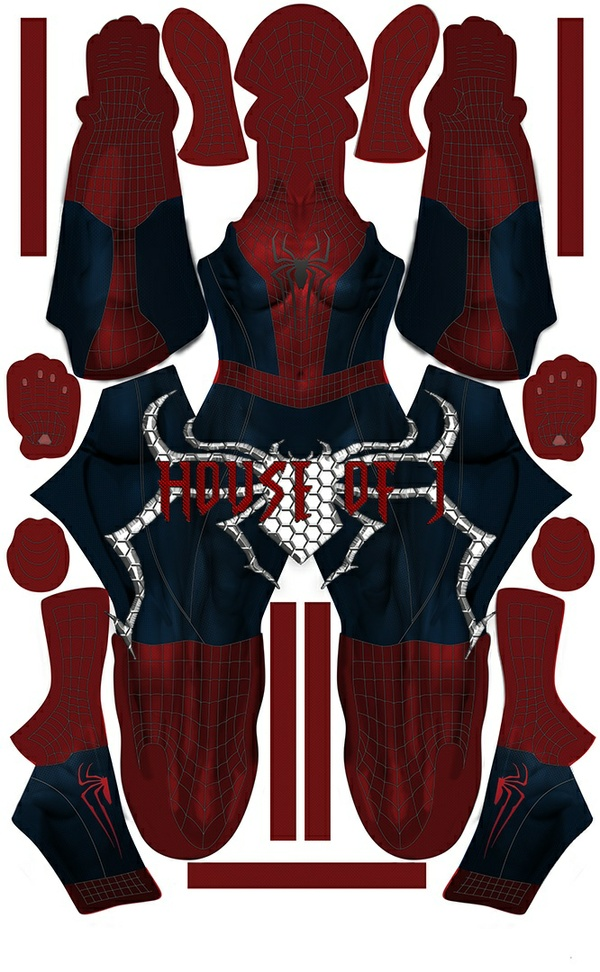 TASM2 Female Pattern