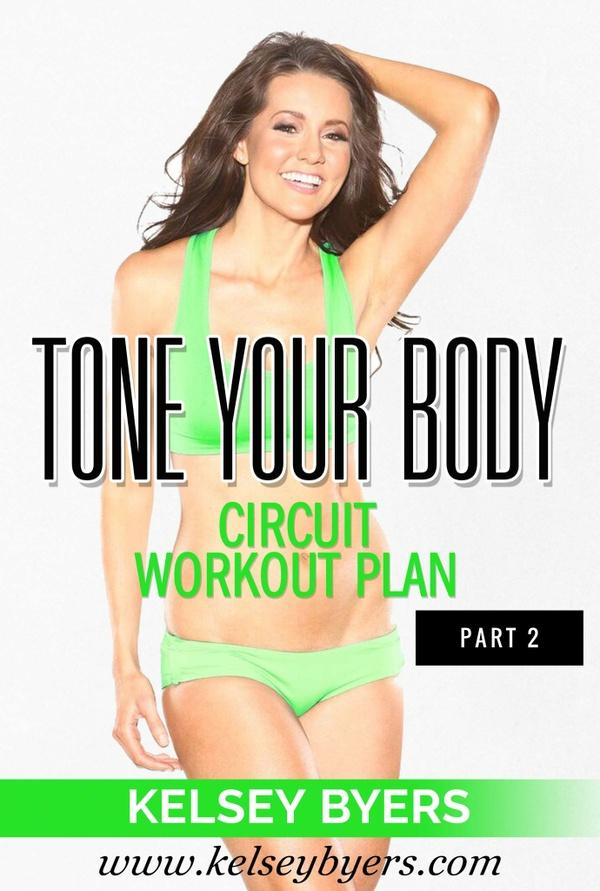Part 2: Circuit Workout Plan