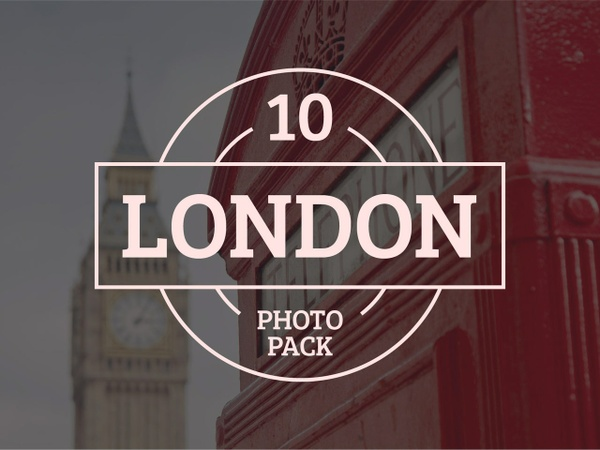 London Photopack