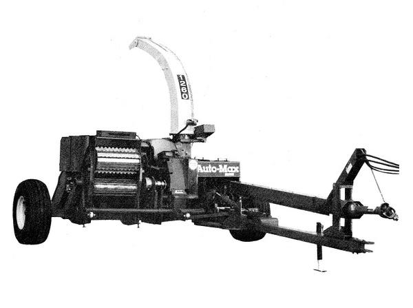 GEHL CB1260 Forage Harvester Parts Manual