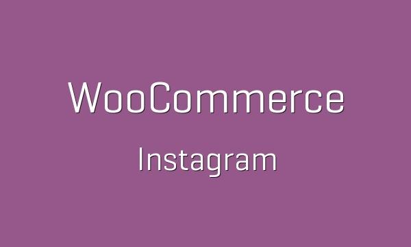 WooCommerce Instagram 1.0.15 Extension