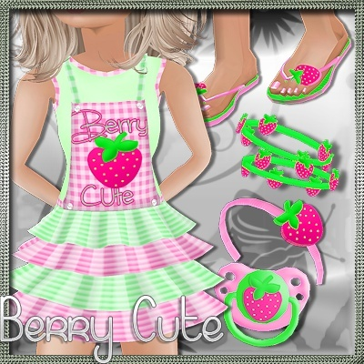 Kids Berry Cute LIMITED to 5!!   4/5