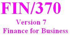 FIN 370 Week 2 MyFinanceLab Practice