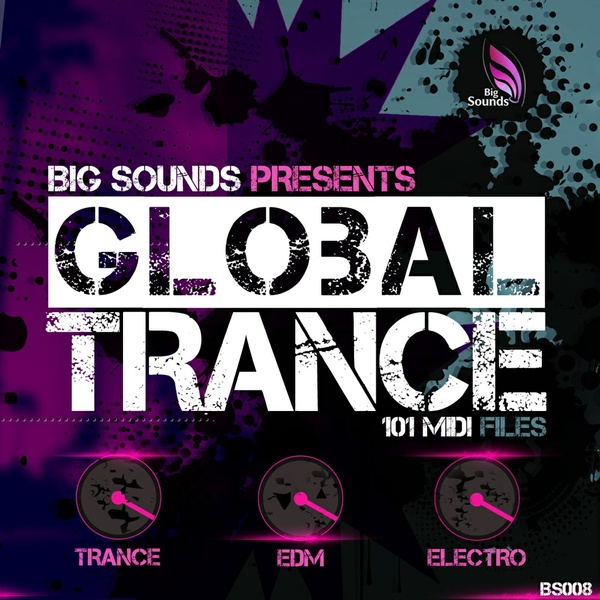 Big Sounds Global Trance Midis