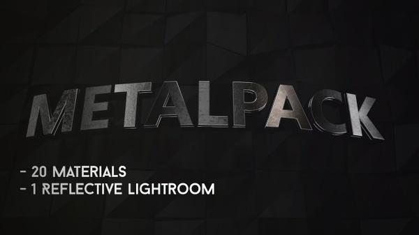 MetalPack + Lightroom