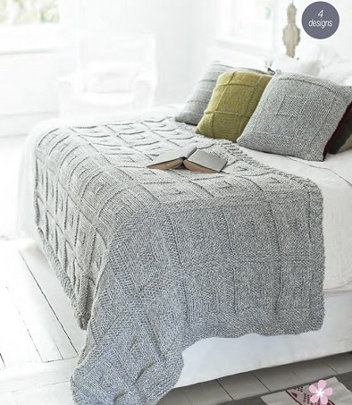 Nordic Throw & Pillows