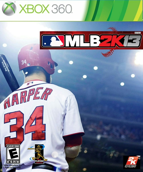 MLB 2K13 2017 Season Roster Update (Xbox 360)