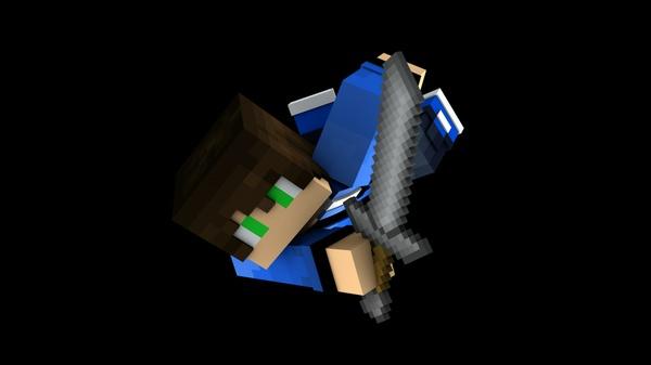 Minecraft Render