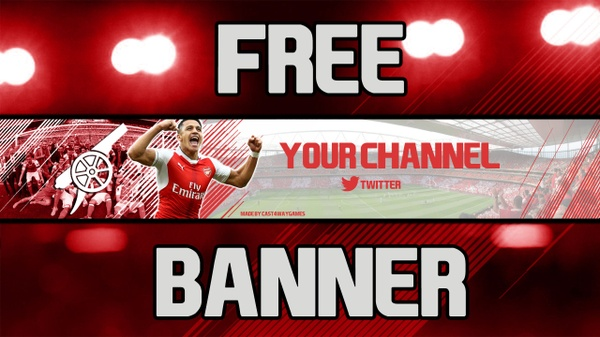 FREE FIFA 18 BANNER TEMPLATE