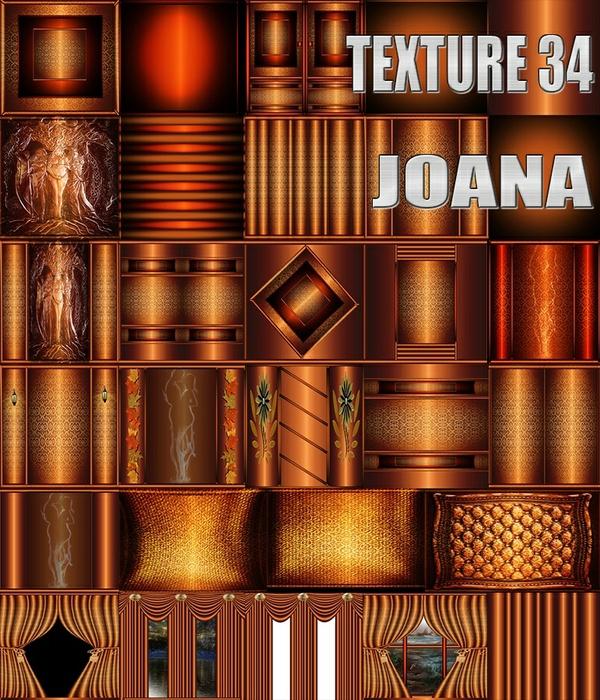 JOANA TEXTURES 34 5 USD