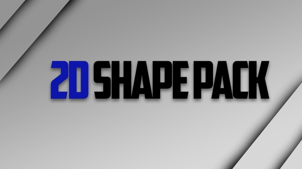 2D 800 SUBSCRIBER SHAPE PACK! [CLOSED]