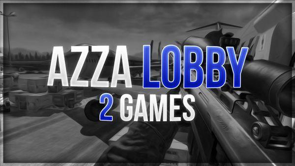 BO2 Azza Lobby 2 Games w/ Correct MB