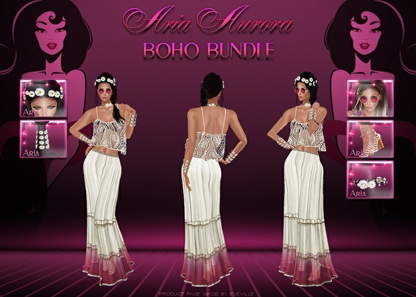 BoHo Bundle 7 Peaces ,Resell Right!!
