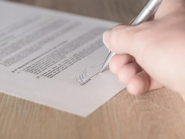 Standard - Financial Planning Agreement