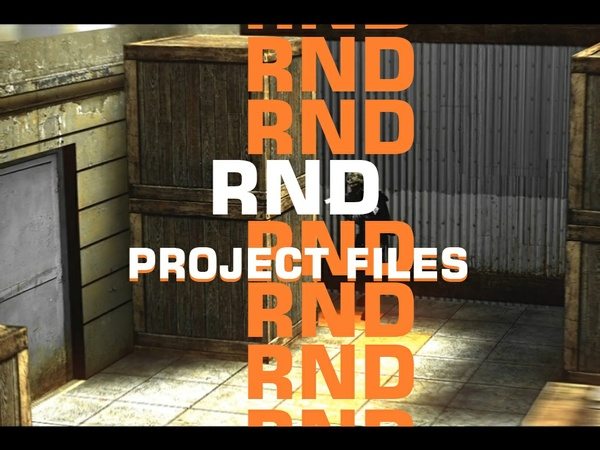 RND Project Files