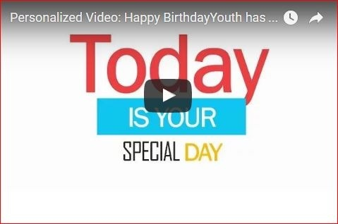 "Video ""Happy Birthday - Youth has no Age"""