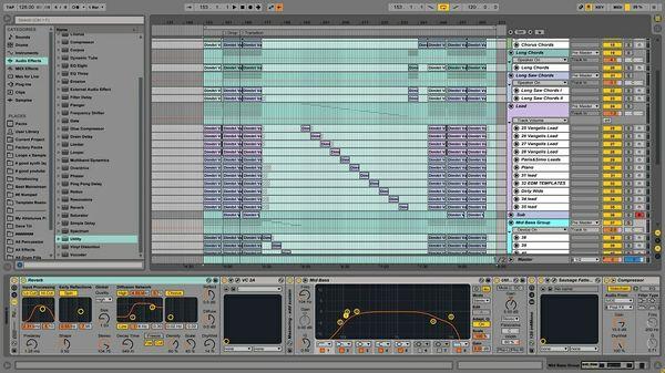 Ableton Live Progressive House Template 06.06