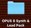 OPUS 8 Synth & Lead Pack