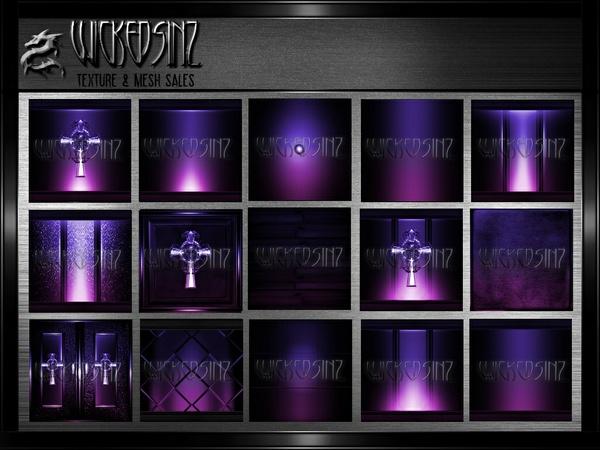 Wicked DreamZ 2 - 26 Textures - $7.50