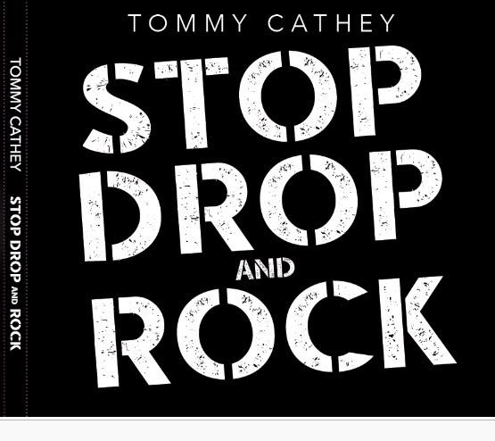 """Stop Drop and Rock"" - Instant Digital Download (no physical CD)"