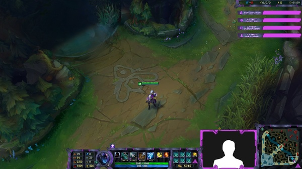 PROJECT VAYNE - STREAM OVERLAY