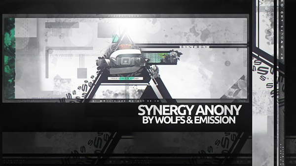 Synergy Anony Free PSD